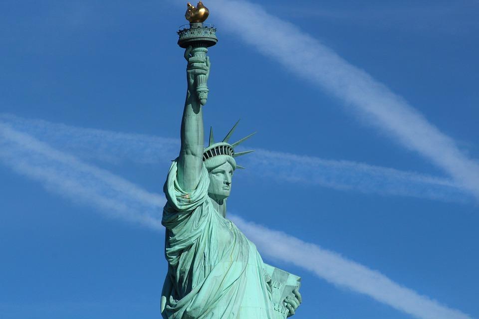 Free Photo Statue Of Liberty New York Free Image On
