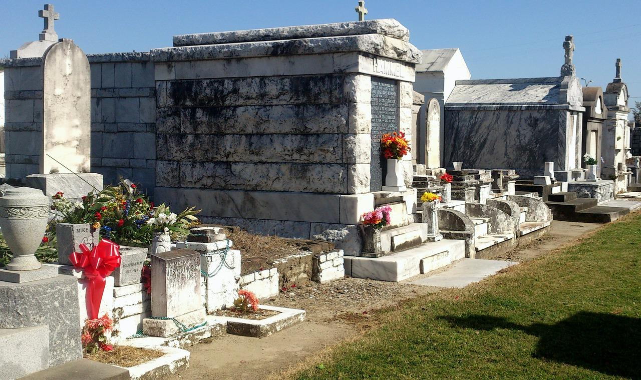 New Orleans La Fayette Cemetery