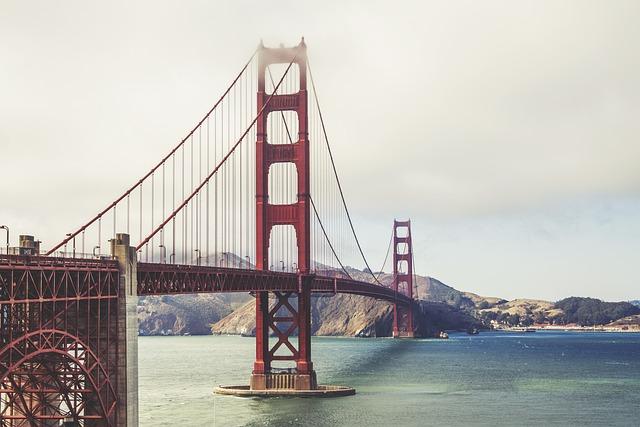 Golden Gate Bridge San Francisco · Free photo on Pixabay