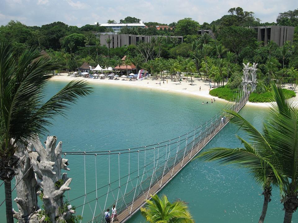 Laguna Travel Guide - Sentosa Island Singapore - Part 1