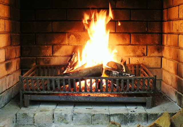 Fireplace Fire Burn 183 Free Photo On Pixabay