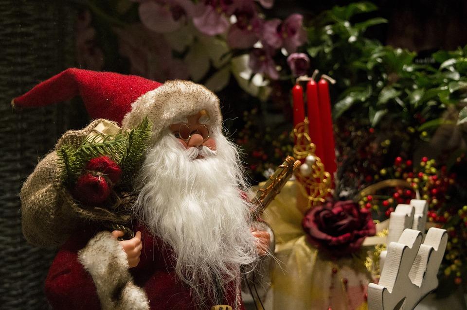 santa claus christmas xmas free photo on pixabay