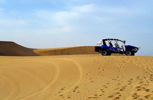 Boogie, Buggy, Car, Dune, Sand, Desert