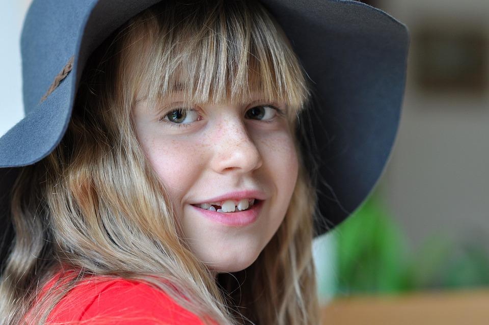 free photo  child  girl  face  smile  happy - free image on pixabay