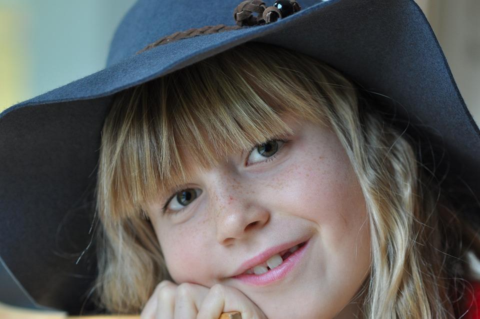 free photo  girl  child  smile  face  happy