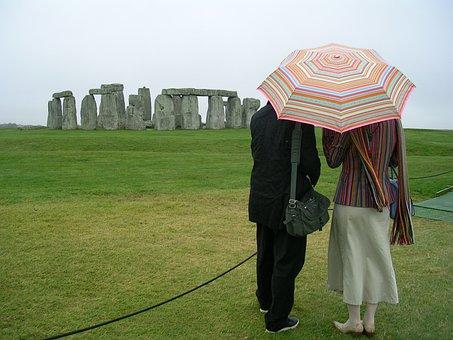 Stonehenge, England, Uk, Monument