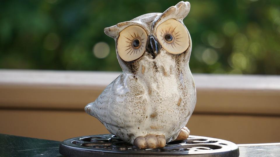Burung Hantu Patung Foto Gratis Di Pixabay