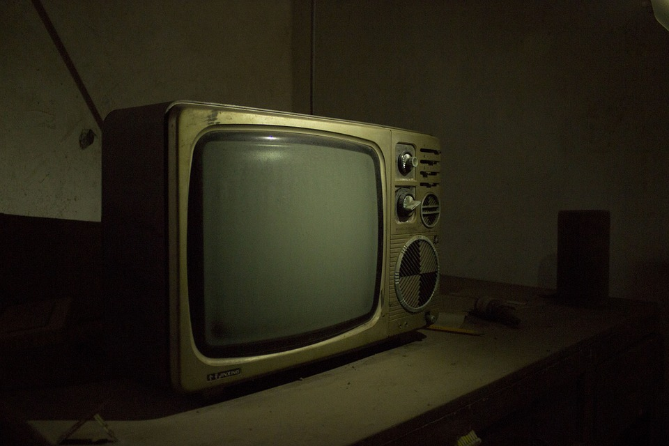 Recall Black And White Tv Old Free Photo On Pixabay