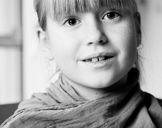 Free Photo Child Girl Face Portrait Pretty Free