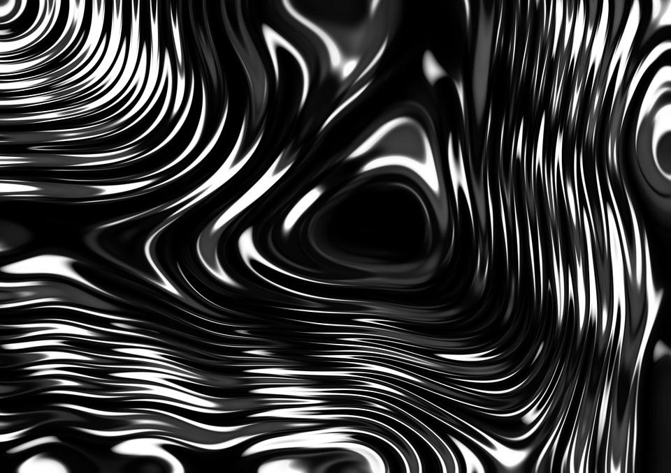 Gelombang Abstrak Garis Gambar Gratis Di Pixabay