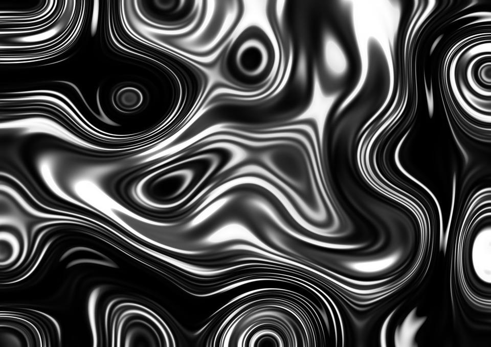 91+ Gambar Abstrak Garis Hitam Putih Paling Hist