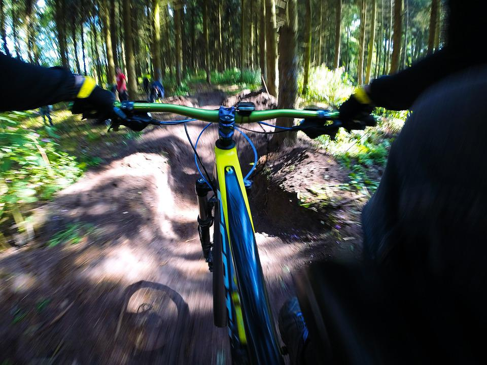 Gopro, Bicicleta De Montaña, Deporte, Moto, Deportivo