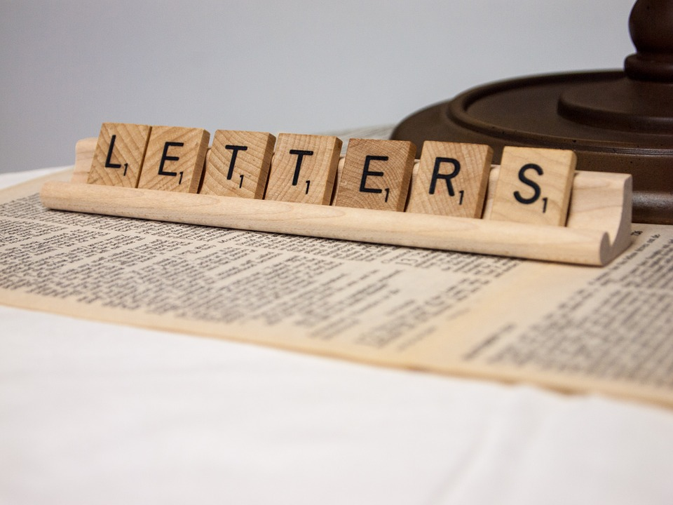 letters word scrabble tiles typography
