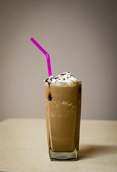 Coffee Milkshake Drink Food Cream Sweet Be