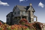 country house, budynku, dom