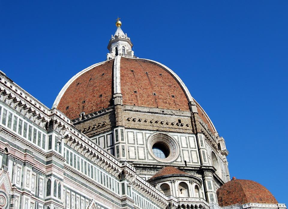 Dôme, Duomo, Cathédrale, Brunelleschi, Florence