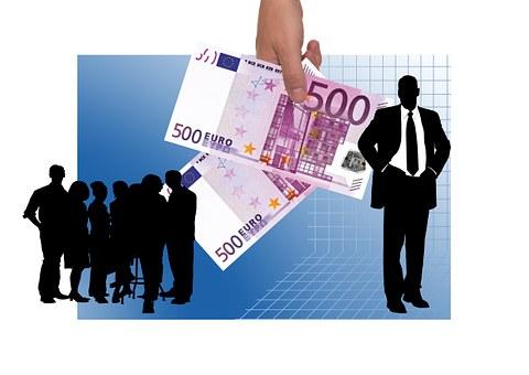 Monde Des Affaires Main Finances Rémunérat