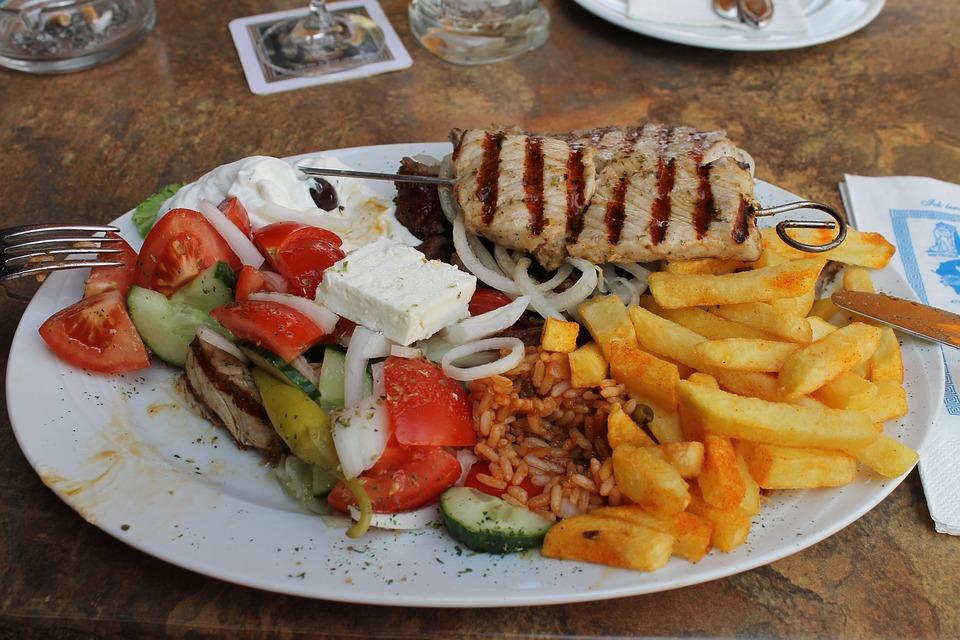 Tzatziki Restaurant Menu