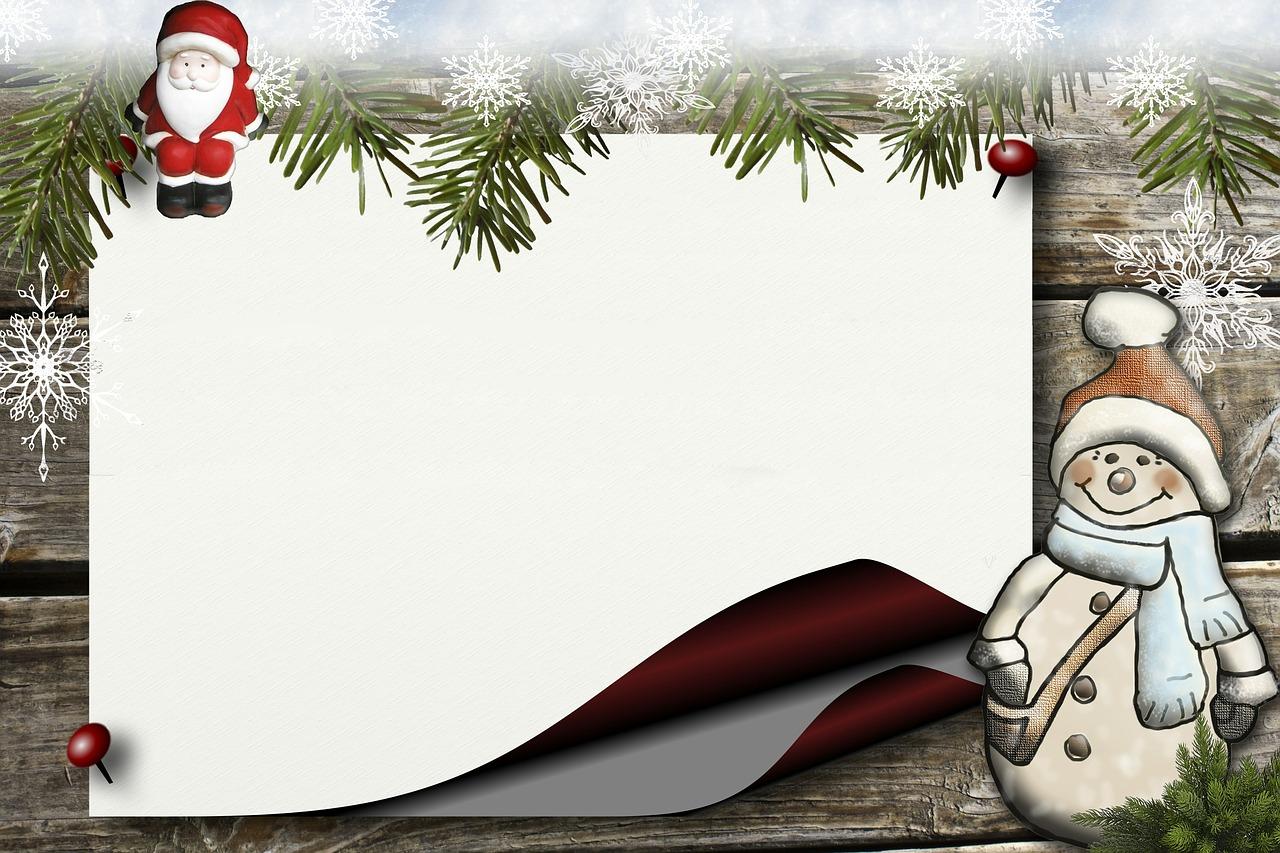 Приглашение с новым годом открытки