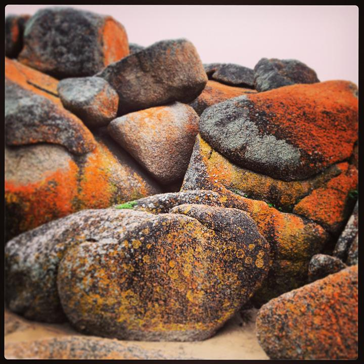 Boulders Red Rock - Free photo on Pixabay