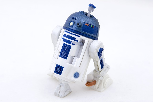 Free photo robot star wars tech video free image on - Robot blanc star wars ...