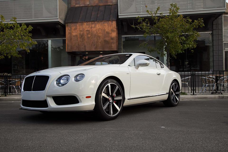 Free photo: Bentley, Luxury Vehicle, Automobile