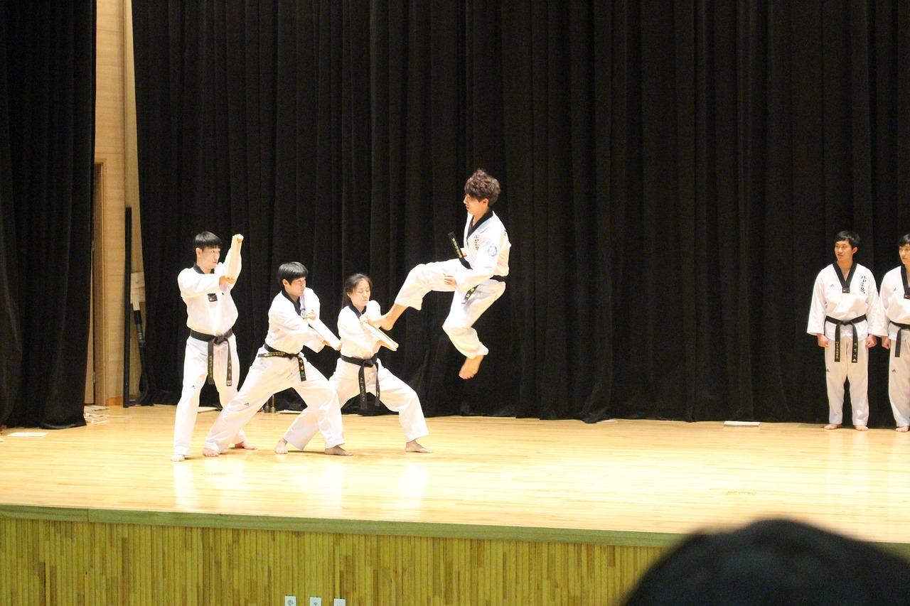 taekwondo en madrid