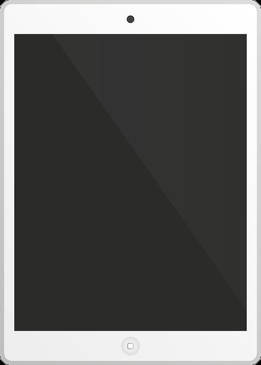 tablet-545696_960_720 【iPadプロ】 画面のトラブルなら当店にご相談下さい♪♪