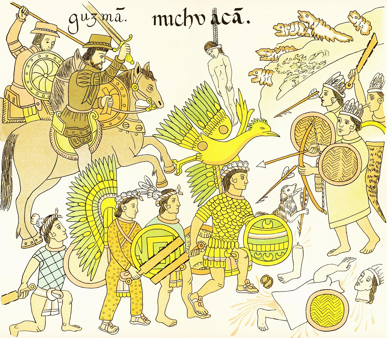 the conquest of the aztec and What are you searching spanish conquest of the aztec empire cortés made alliances with tributaries city-states (altepetl) of the aztec empire as well as their political rivals, particularly the tlaxcalteca and texcocans, a former partner in the aztec triple alliance.