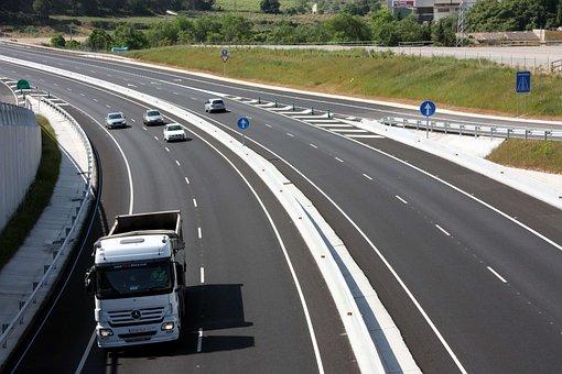 Carretera, Autopista, Autovía, Coche