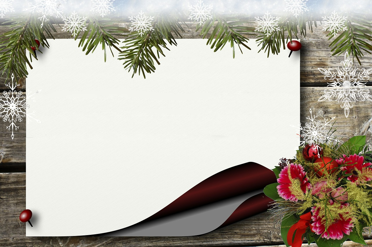 Букеты, приглашения открытки на новый год