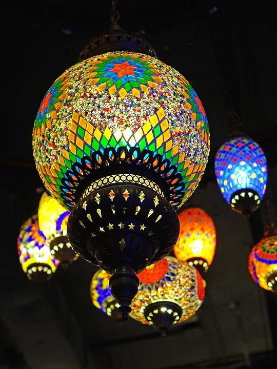 lanterns moroccan lighting free photo on pixabay