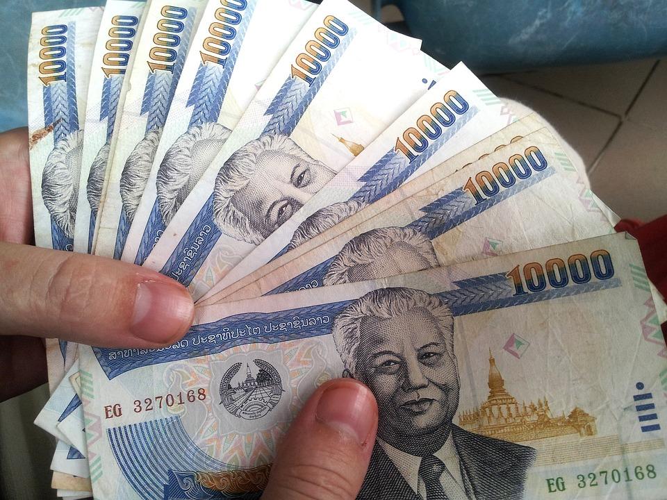 Free Photo Thai Baht Money Bills Currency Free Image
