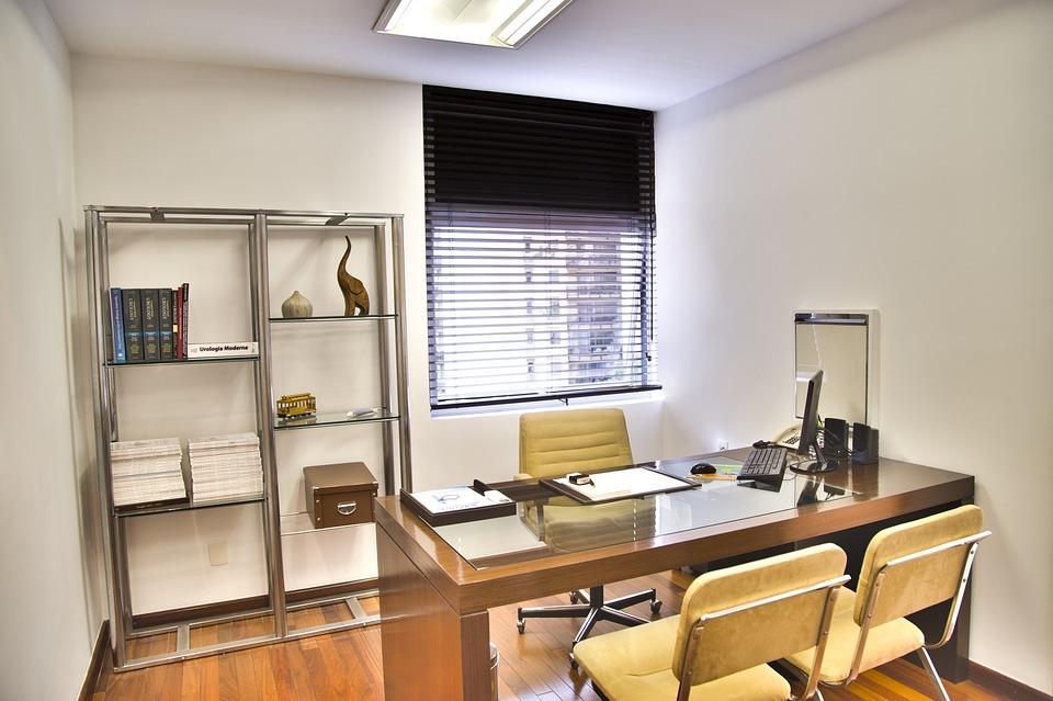 Как правильно организовать рабочее место в офисе