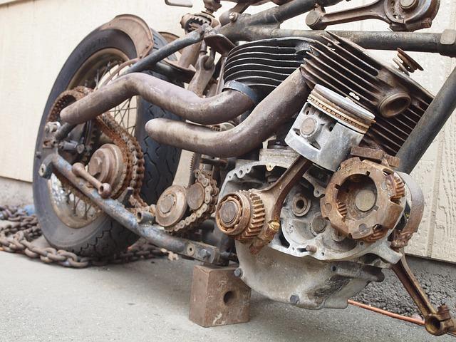 Motorcycle Welding Art 183 Free Photo On Pixabay