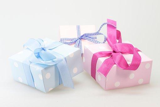 Hadiah, Dibuat, Kejutan, Putaran, Natal