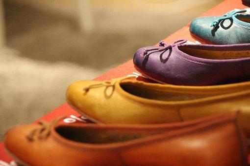 Shoes, Color, Colorful, Sale