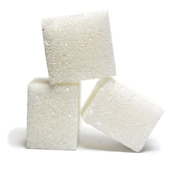 Lump Sugar Sugar Cubes White Sweet Candy S