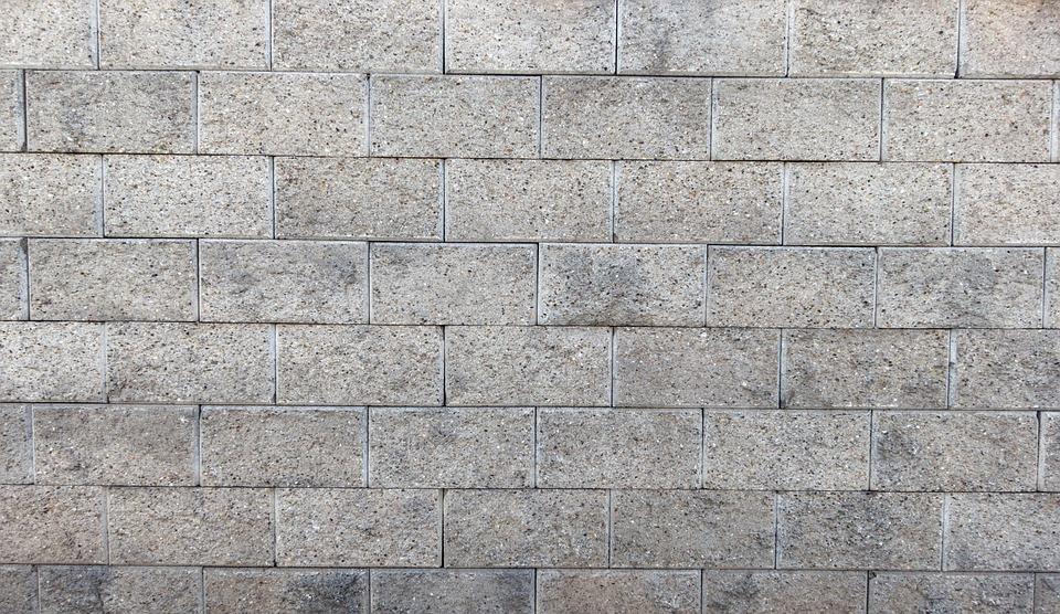 photo gratuite briques mur gris patron texture. Black Bedroom Furniture Sets. Home Design Ideas