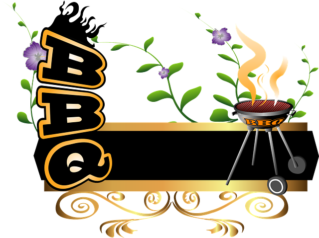 Free Vector Graphic: Bbq, Barbecue, Summer, Food, Party