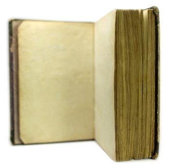 Book, Old, Open, Vintage, Antique