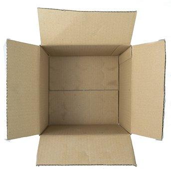 Box, Open, Top, Package, Packaging