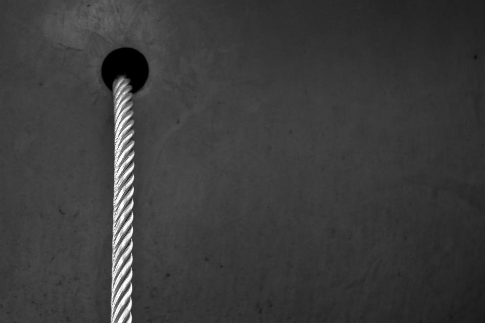 vázací lana