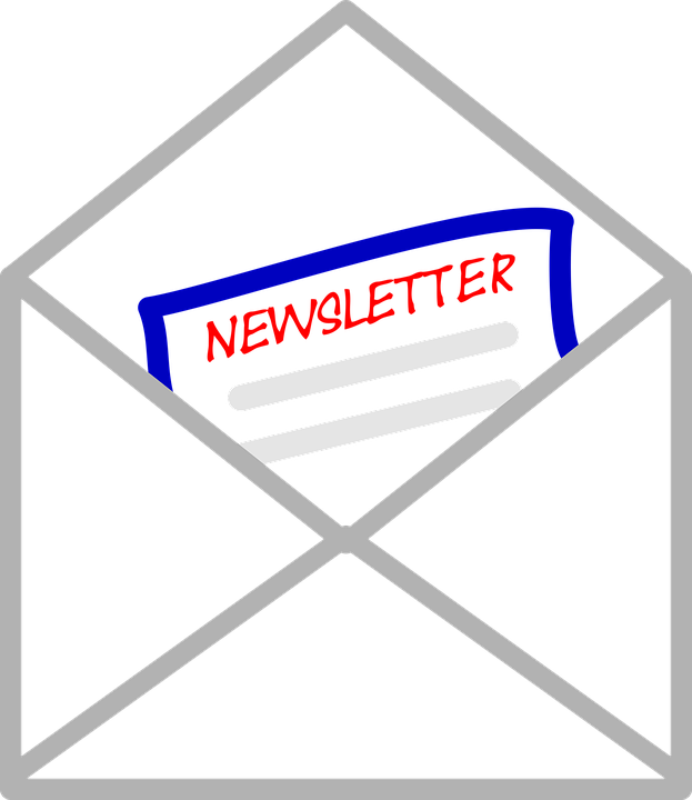 Newsletter, Email, Werbung, Informationen, Brief