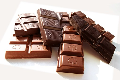 Chocolate, Sweet, Candy, Chocolate