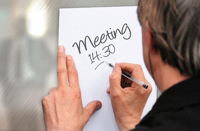 Free photo: Meeting, Memo, Time, Time Of - Free Image on Pixabay ...