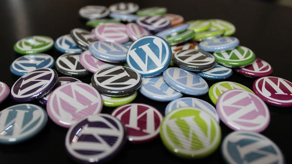 Wordpress, Badges, Buttons, Blog, Blogging, Cms