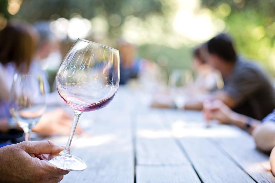 Wineglass, Wine, Glass, Wine Tasting