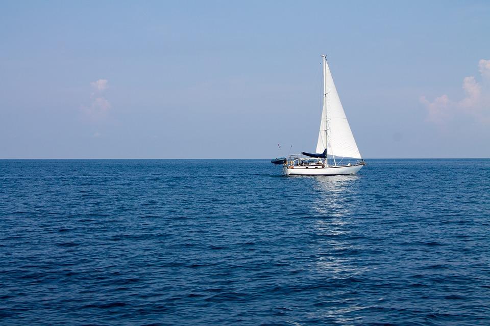 Photo gratuite voilier mer navire ciel bleu image - Photo de voilier gratuite ...