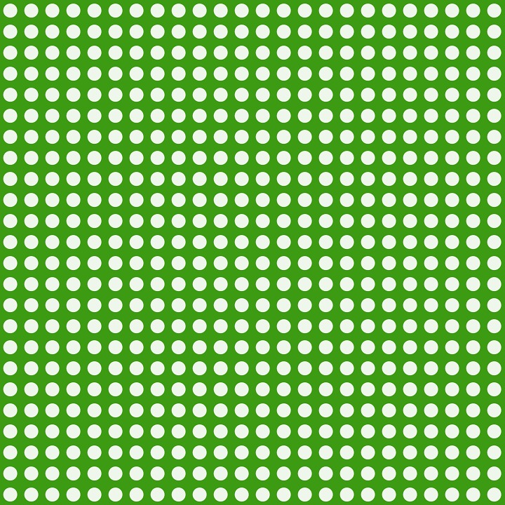 Points Pattern Green 183 Free Image On Pixabay